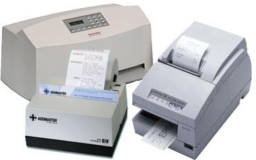 Teller & Receipt Printers